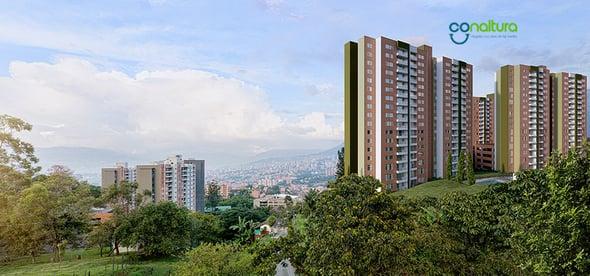 Proyectos de vivienda en Medellín
