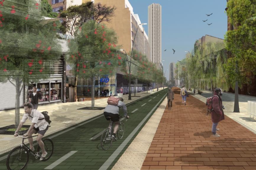 Si buscas vivienda en Bogotá conoce el plan de renovación del centro