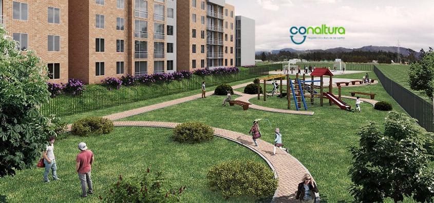Proyectos de vivienda en Bogotá