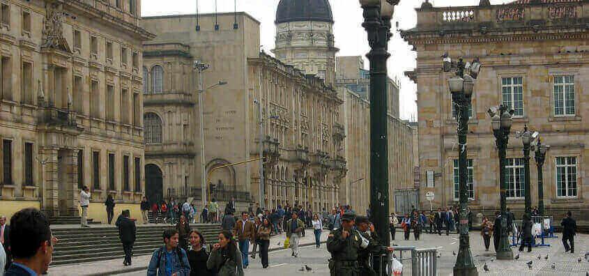Proyectos de vivienda nueva en el centro de Bogotá