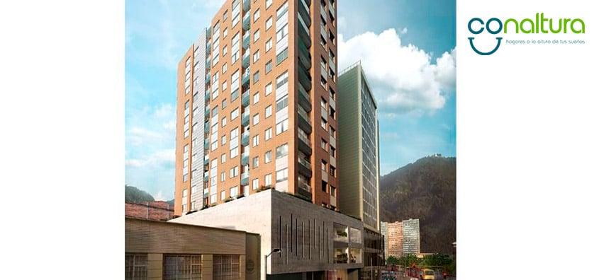 vivienda Bogotá centro