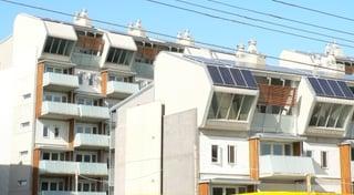 proyectos de vivienda sostenibles