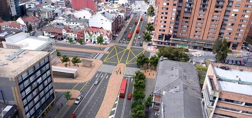 Vivienda nueva en Bogotá