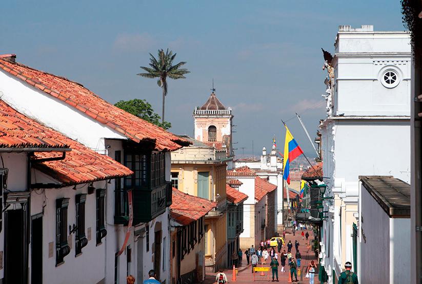 comprar vivienda en el centro de Bogotá