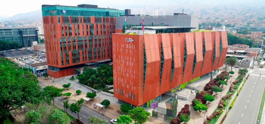 edificaciones sostenibles Medellín
