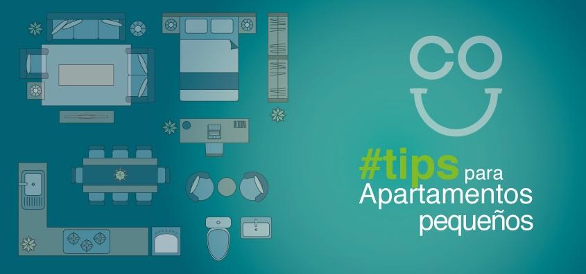 7 tips para acomodar muebles en apartamentos peque os - Muebles para apartamentos pequenos ...