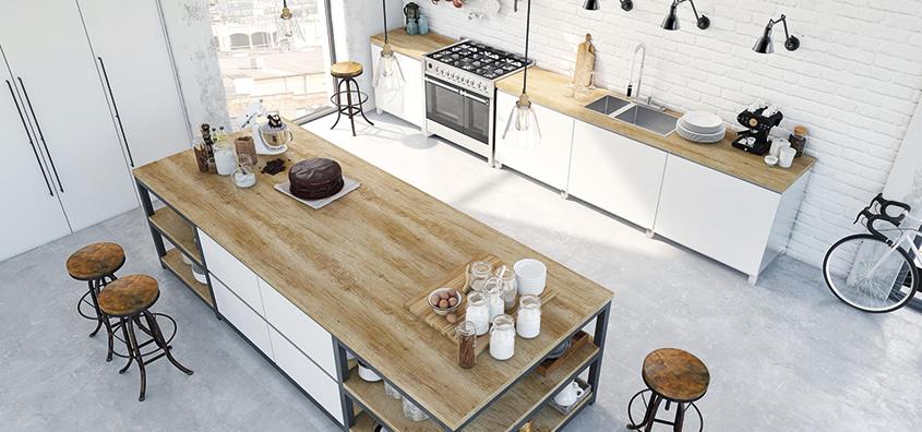 diseños cocinas modernas 20184
