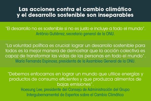 Territorios sostenibles