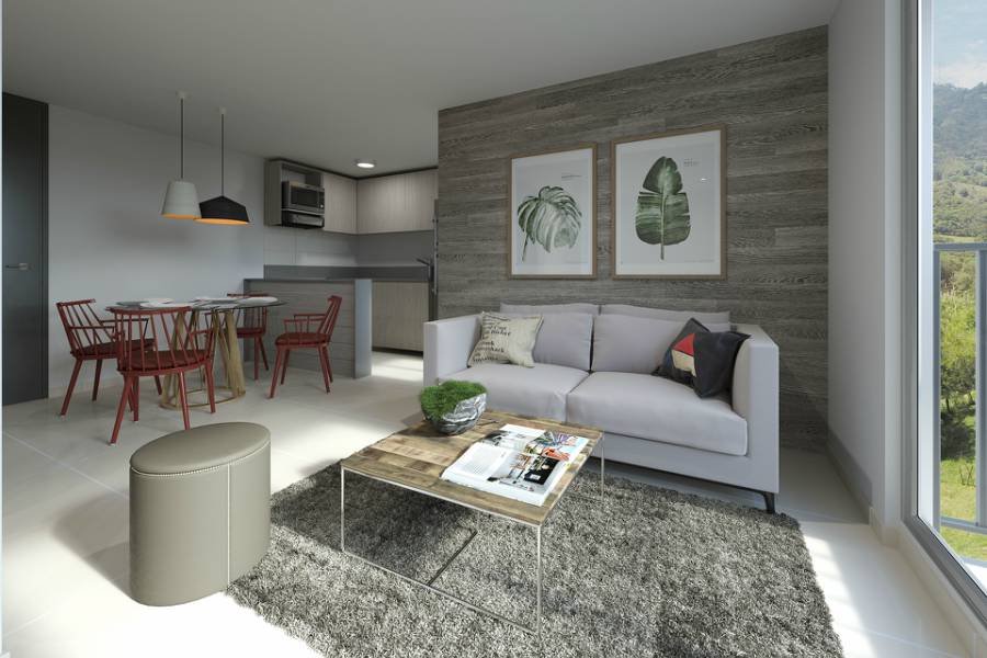 5 tendencias en decoraci n de interiores para 2017 for Decoracion de interiores apartamentos modernos