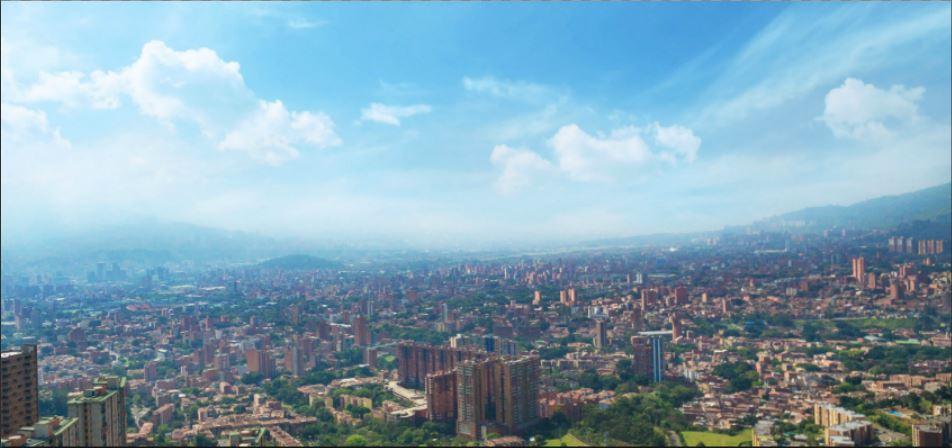 FaroVerde: nuevo proyecto de apartamentos en Calazans