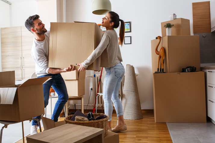 Lo que debes tener en cuenta al mudarte a tu vivienda nueva