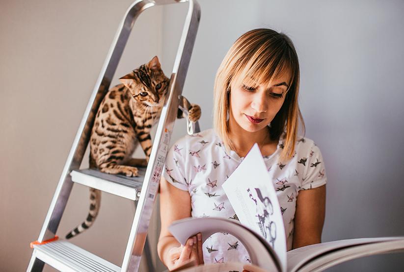 Todos los cuidados para tu mascota en tu vivienda nueva